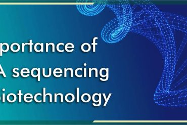 DNA sequencing in biotechnology