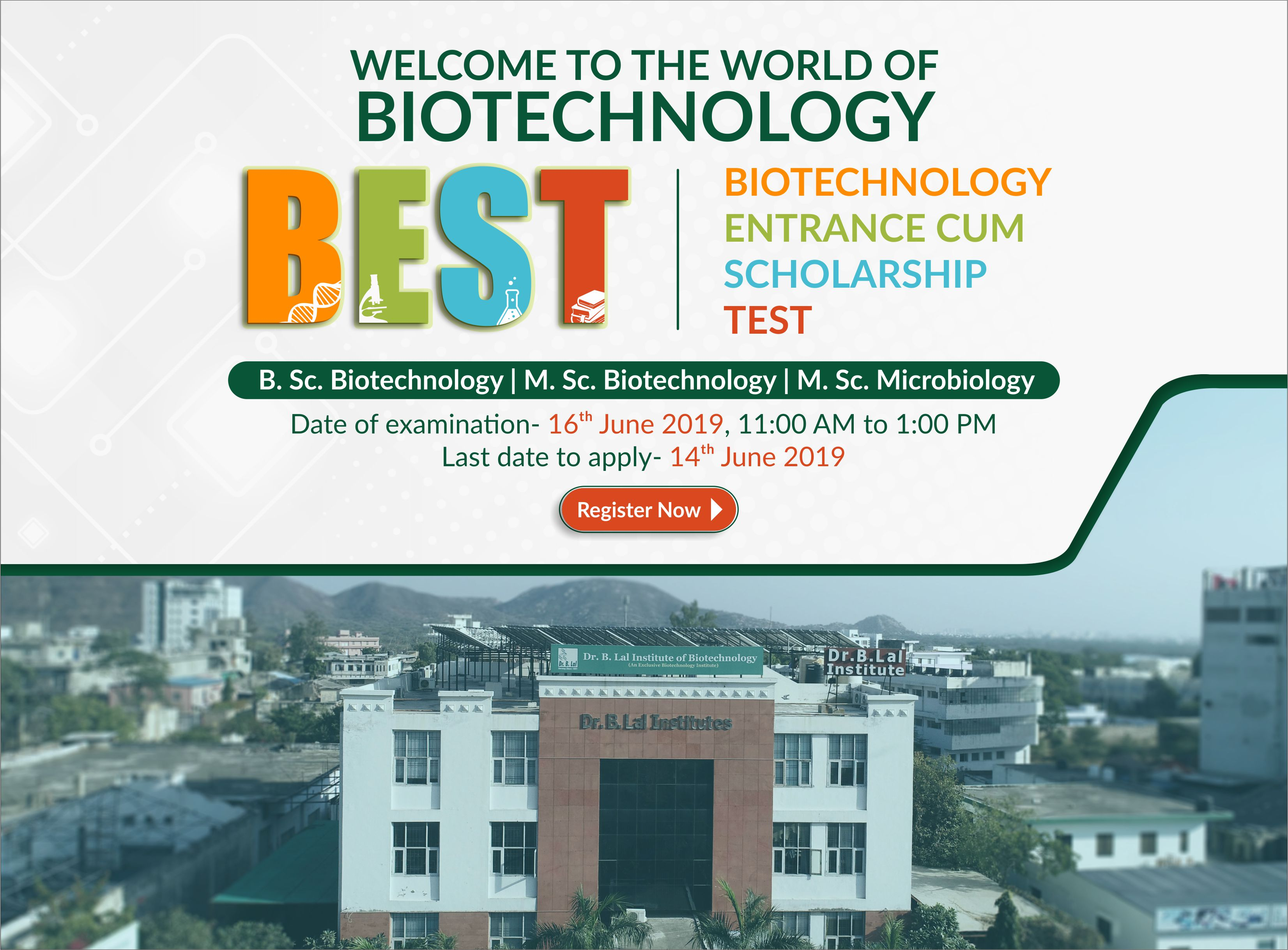 Best biotechnology colleges