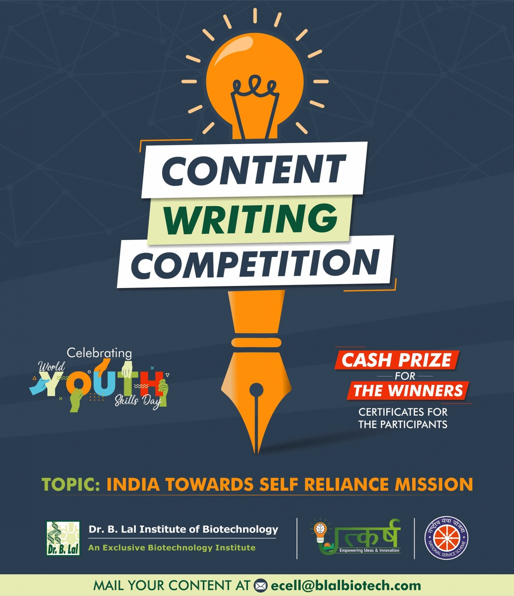 Content Writing Competition