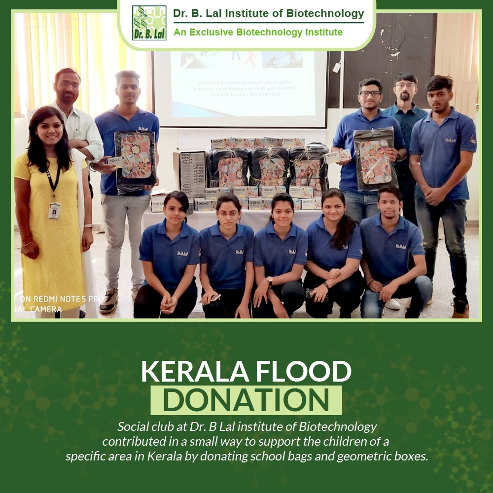 Kerala Flood Donation
