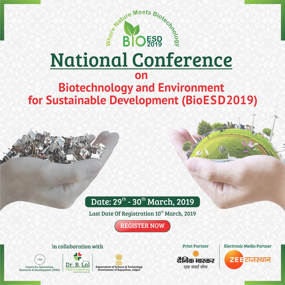National Conference - BioESD2019