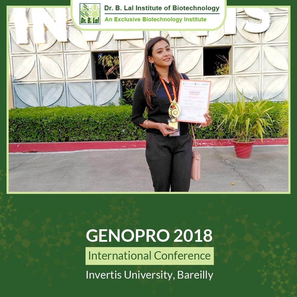 GENOPRO 2018 International Conference