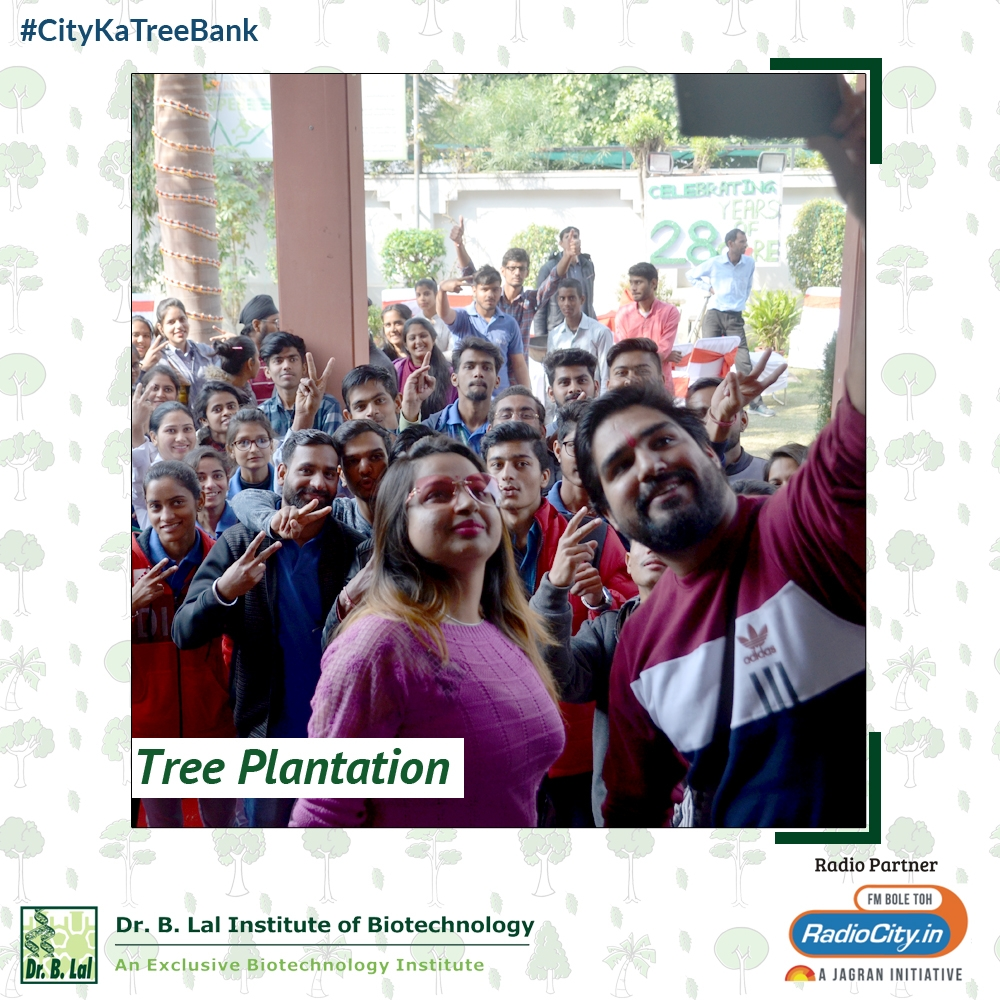 Tree Plantation - #CityKaTreeBank by Radio City 91.1