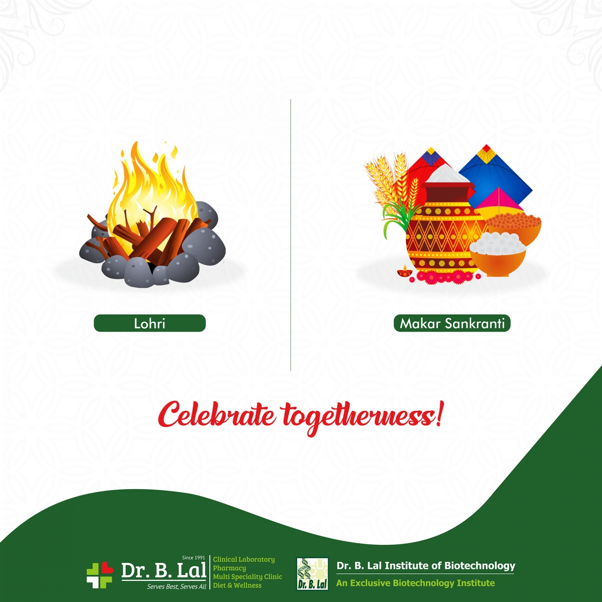 Happy Lohri and Makar Sankranti